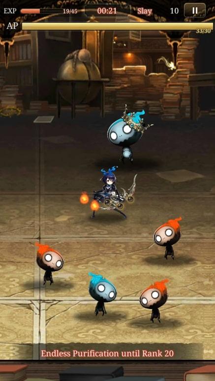 SinoAlice gameplay