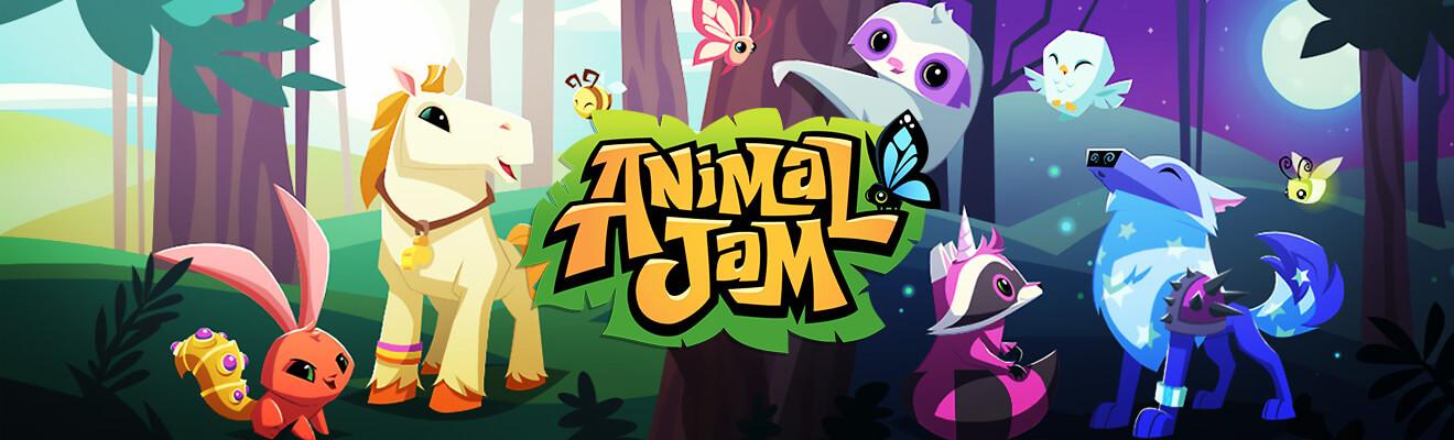 animal jam beginner header