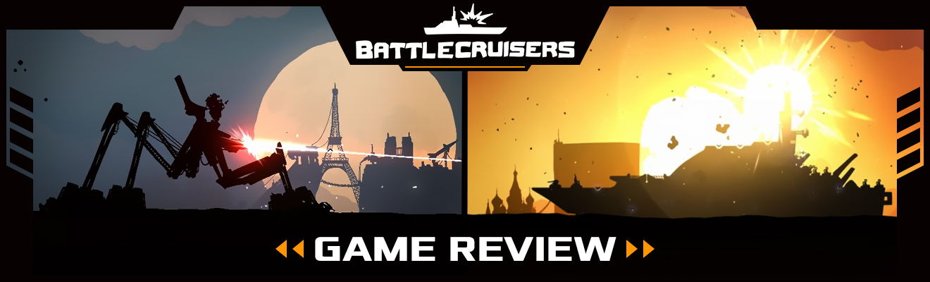 battlecruisers game review header