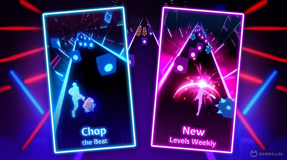 beat blade dash dance download free