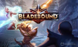 Play Blade Bound: Legendary Hack and Slash Action RPG on PC