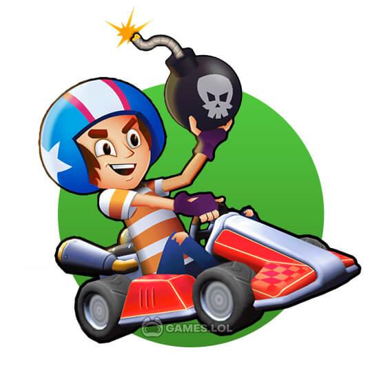 boom karts download free pc