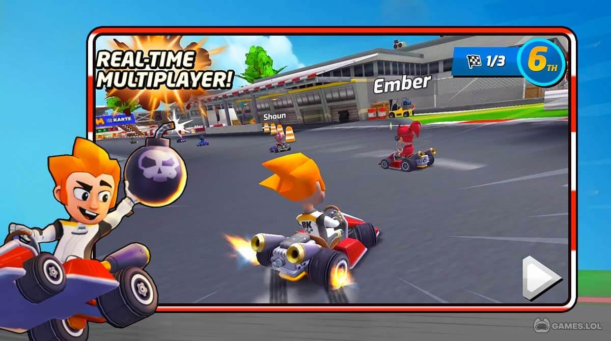 boom karts download free