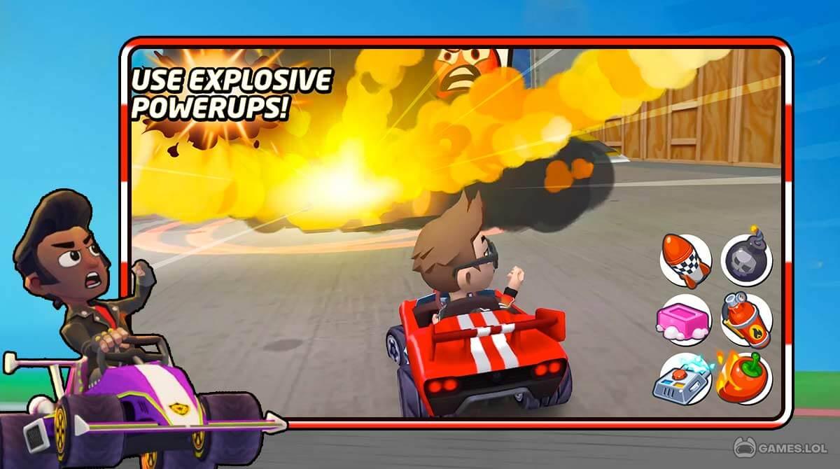 boom karts download full version