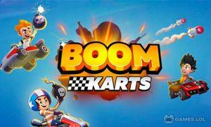 Play Boom Karts – Multiplayer Kart Racing on PC