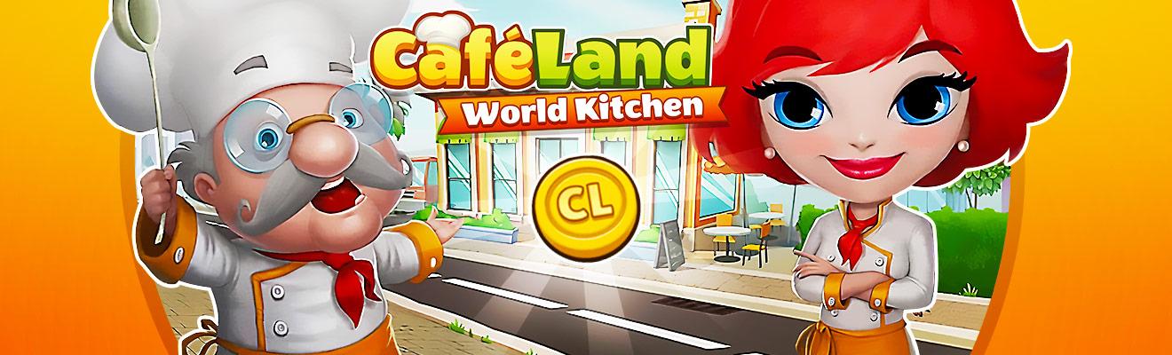 cafeland get coins