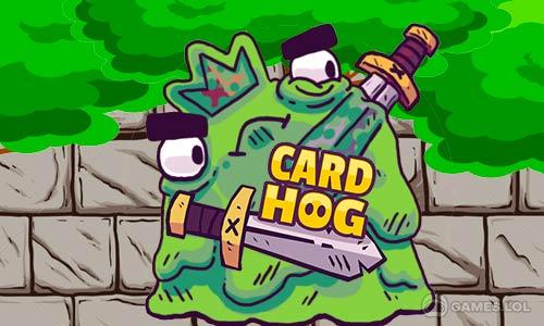 Play Card Hog – Dungeon Crawler Game on PC