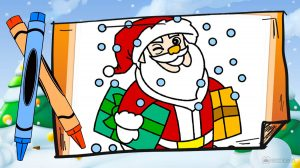 christmas coloring download free