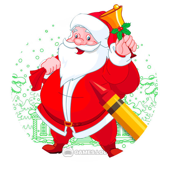 christmas coloring download free pc