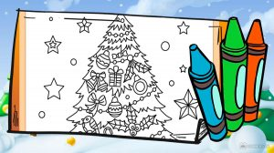 christmas coloring download full version