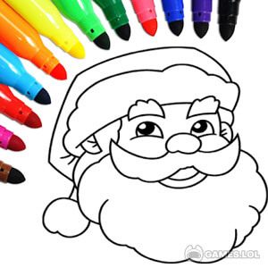 Play Christmas Coloring on PC