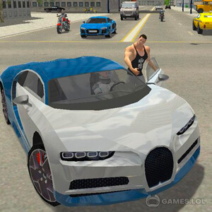 Play City Car Driver 2020 on PC