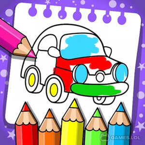Play Coloring & Learn on PC