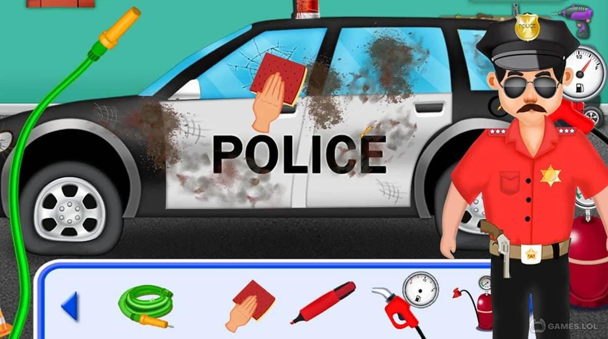 crazy policeman download PC free