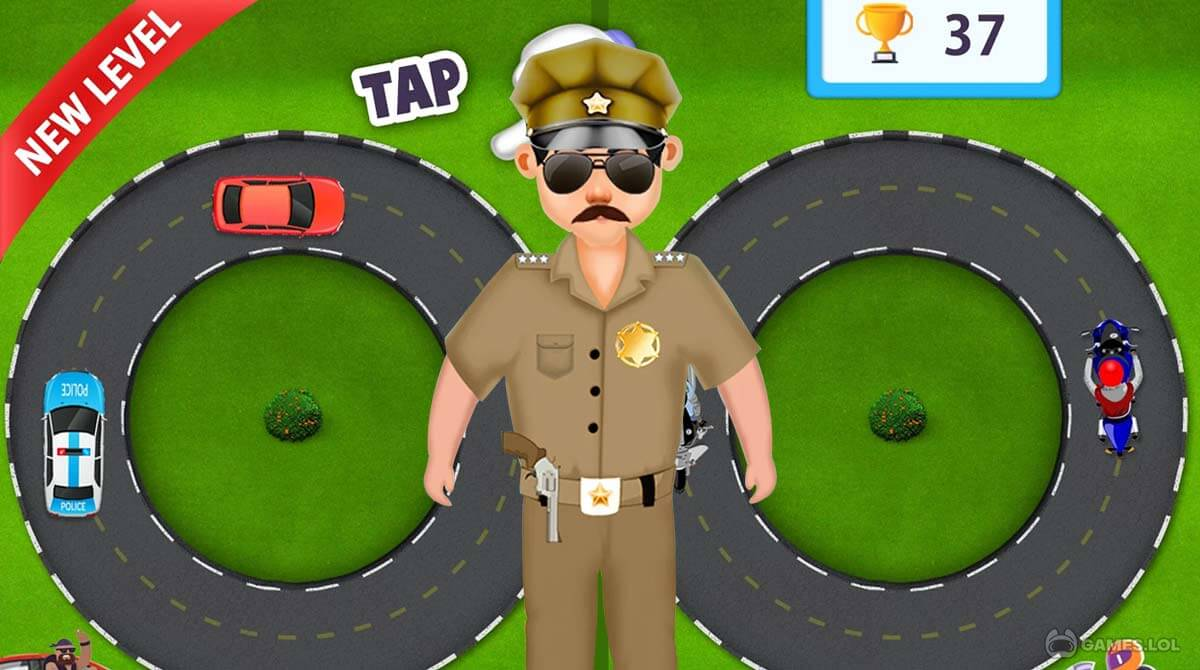 crazy policeman download full version