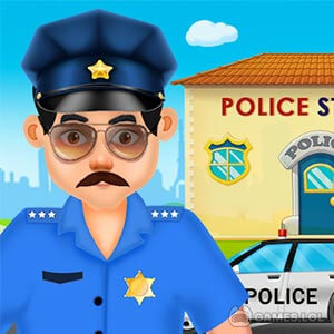 Play Crazy Policeman – Virtual Cops Police Station on PC