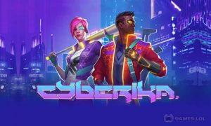 Play Cyberika: Action Adventure Cyberpunk RPG on PC