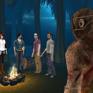 Play Dead Before Daylight : Horror Multiplayer Survival on PC