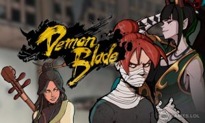Play Demon Blade – Japanese Action RPG on PC
