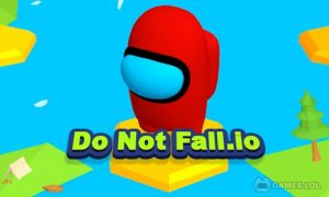 Play Do Not Fall .io on PC