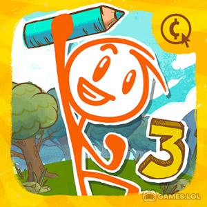 Play Draw a Stickman: EPIC 3 on PC