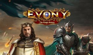 Play Evony: The King's Return on PC