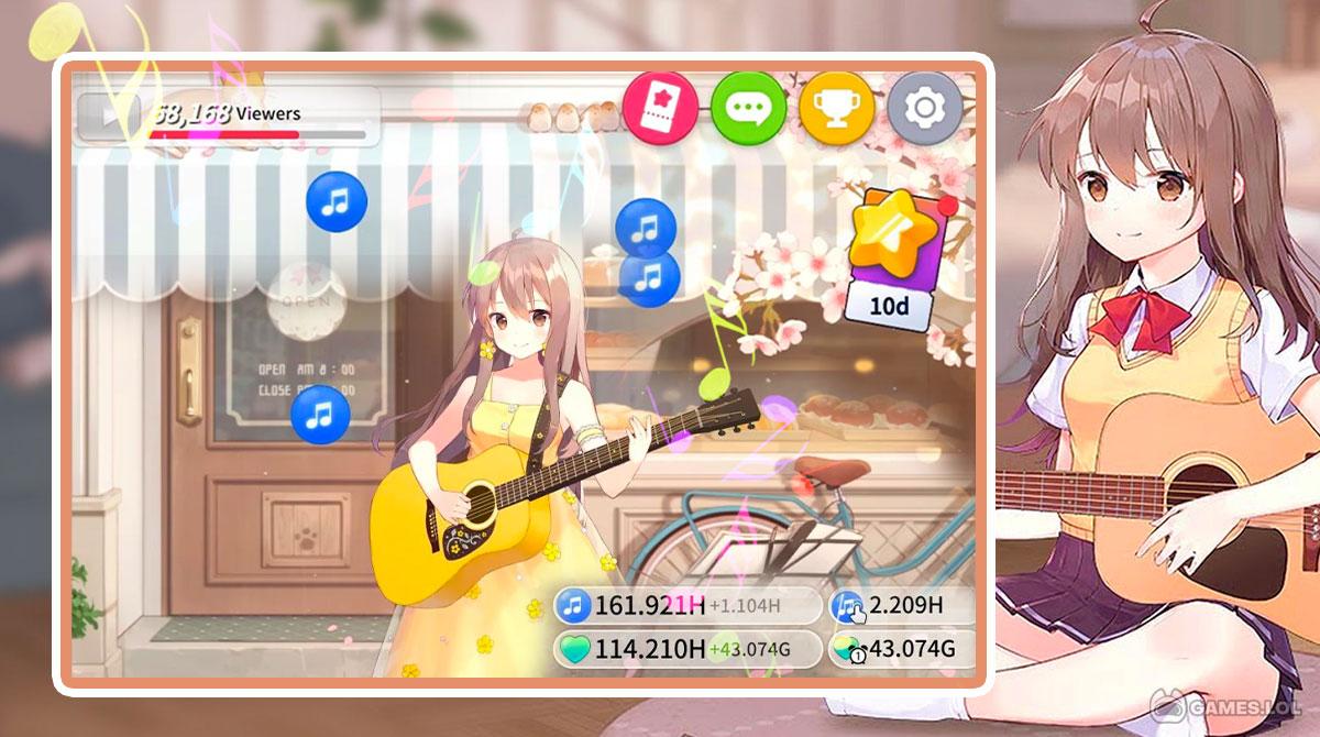 guitar girl download PC