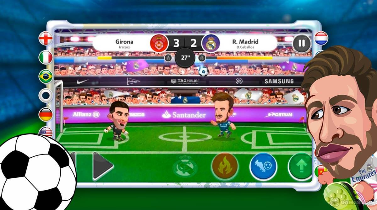 head football laliga download free