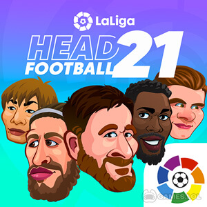 Play Head Football LaLiga 2021 – Skills Soccer Games on PC