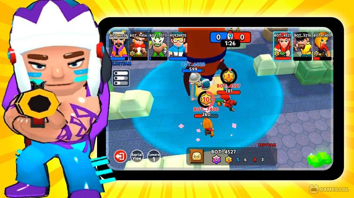 hero stars download PC free