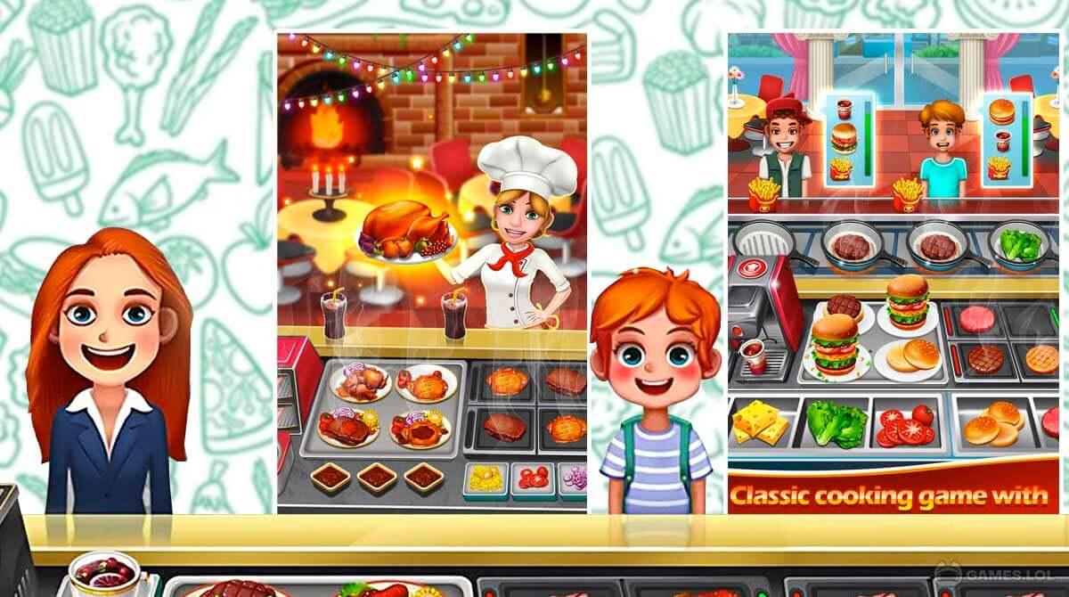 hi cook download PC