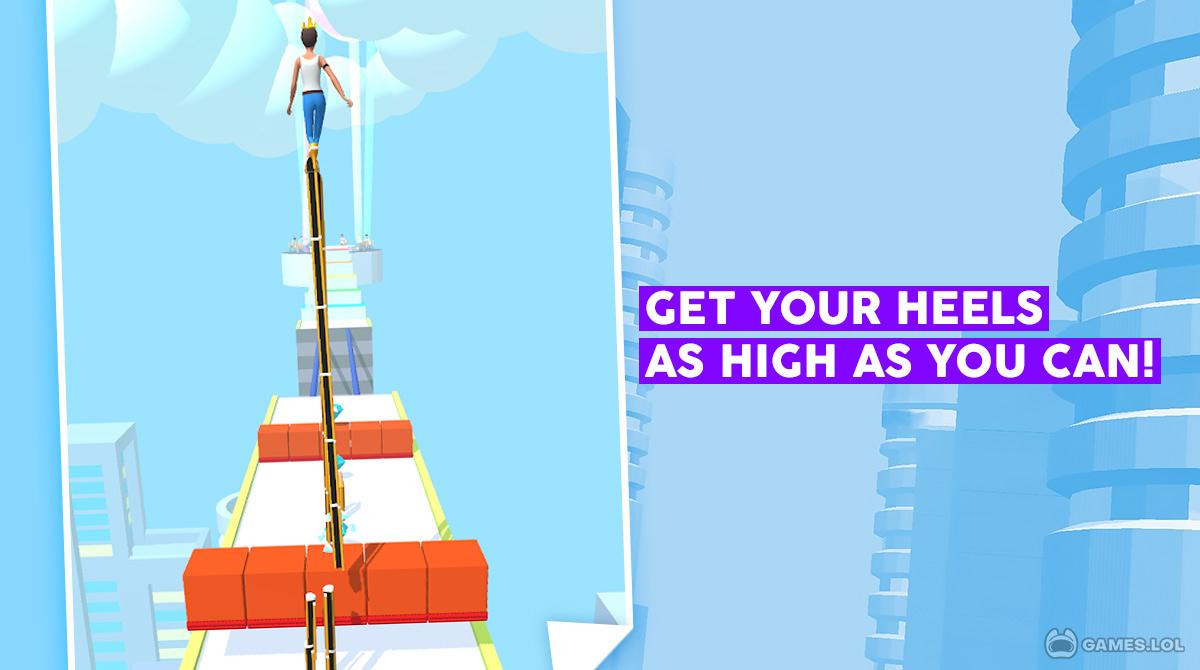 high heels download full version