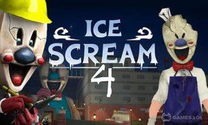 Play Ice Scream 4: Rod's Factory on PC