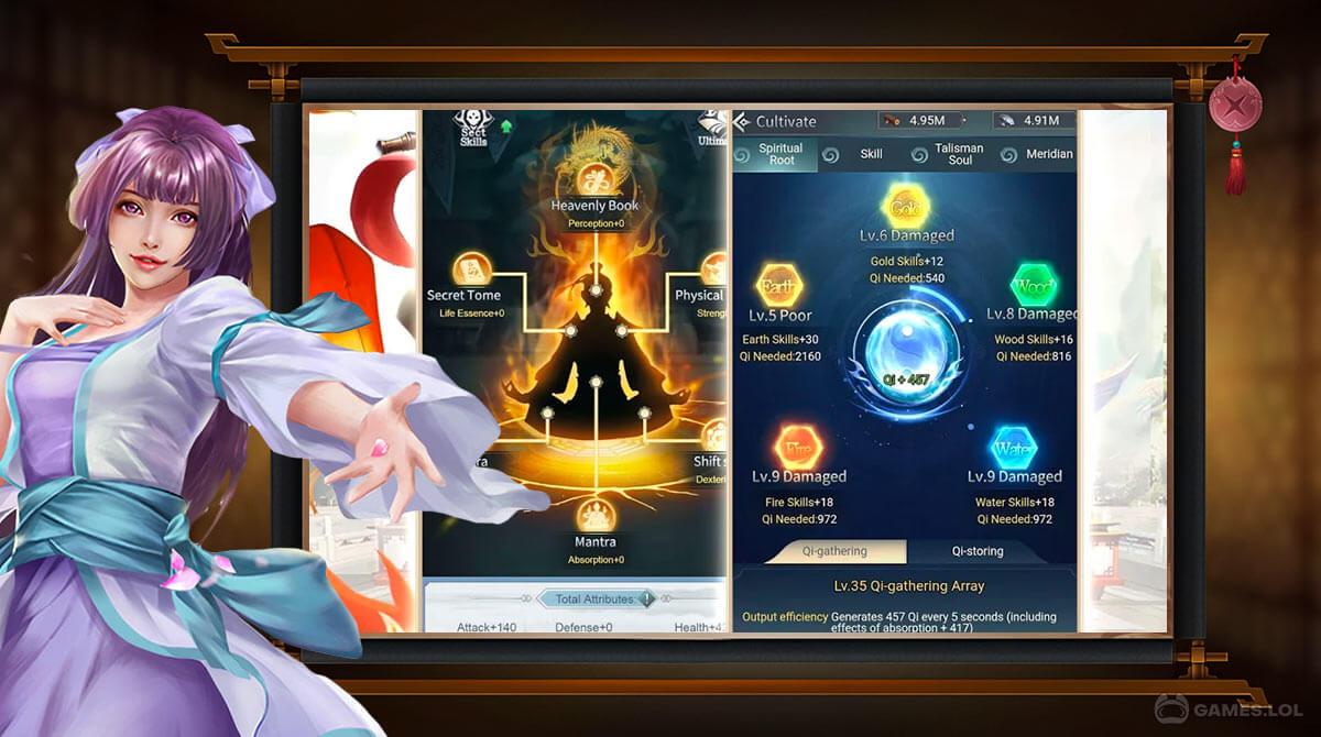 immortal taoists download PC free