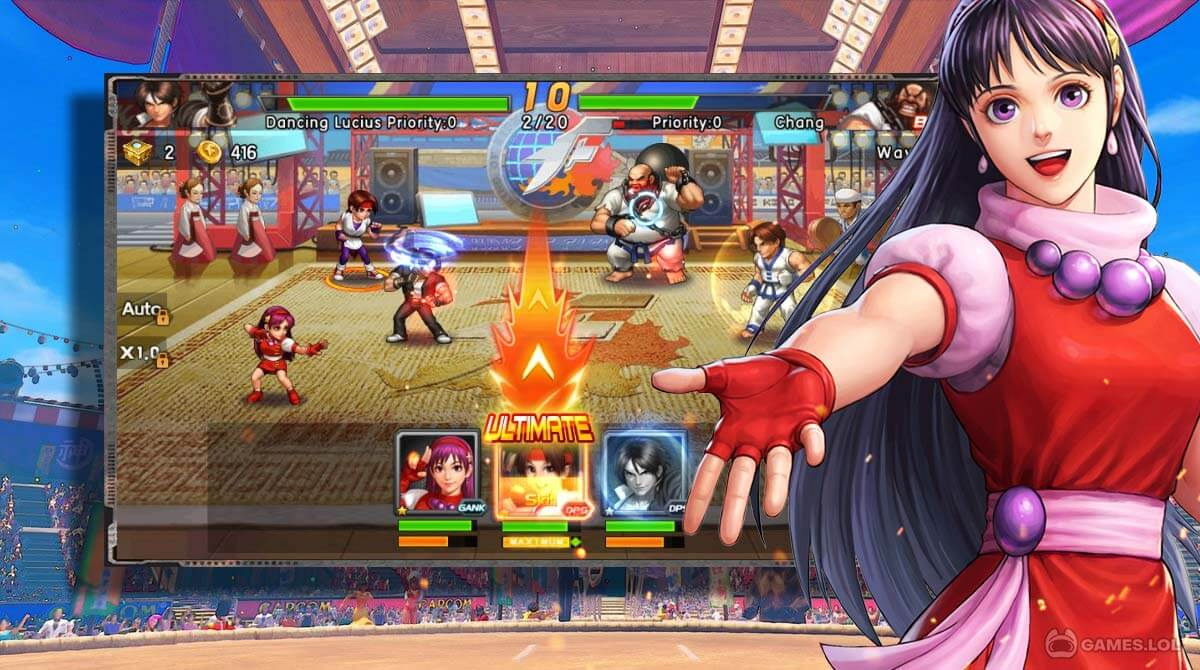 king of fighter 98 download PC