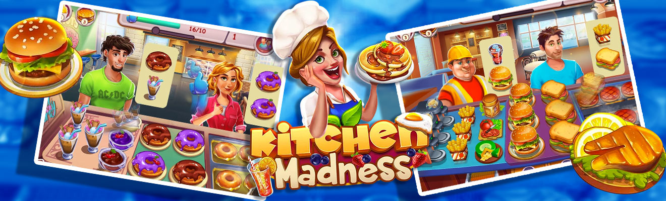 kitchen madness players game review