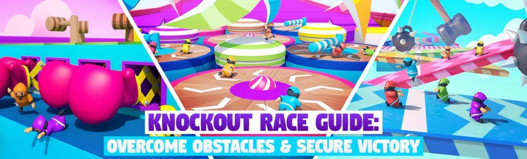 knockout race header