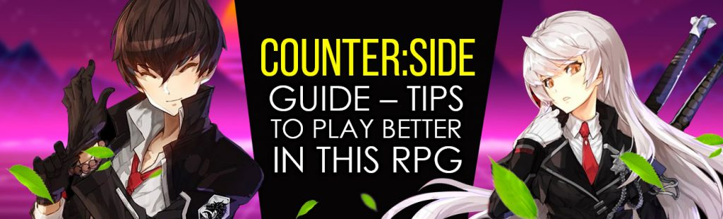 CounterSide Ripple
