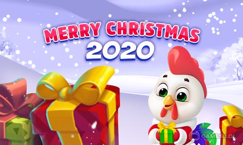 Play Merry Christmas 2020 – Match 3 on PC