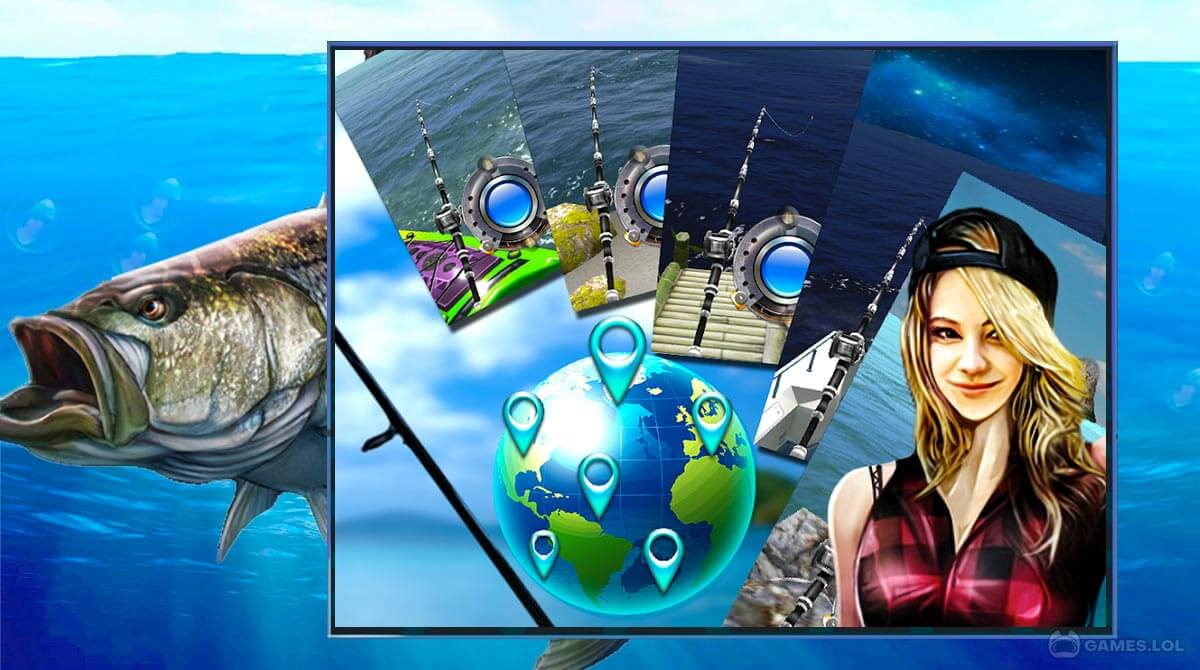 monster fishing 2021 download PC