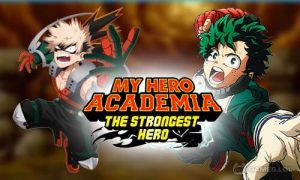 Play My Hero Academia: The Strongest Hero Anime RPG on PC