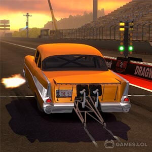 Play No Limit Drag Racing 2 on PC
