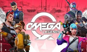 Play Omega Legends on PC