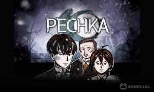 Play Pechka – Visual Novel, Story Game, Adventure Game on PC