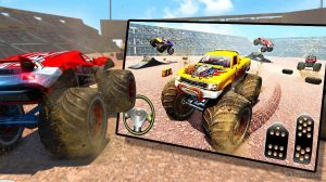 real monster truck download free
