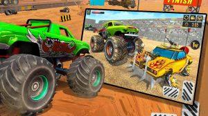 real monster truck download full version