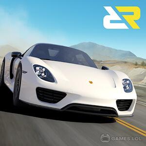 Play Rebel Racing on PC