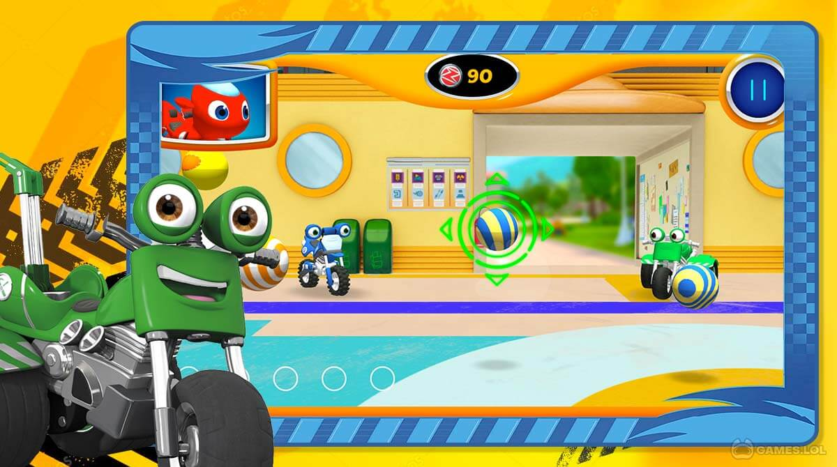 ricky zoom download PC free