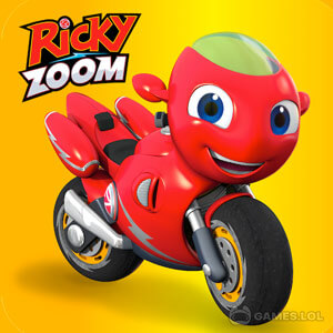 Play Ricky Zoom™ on PC