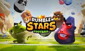 Play Rumble Stars Football on PC